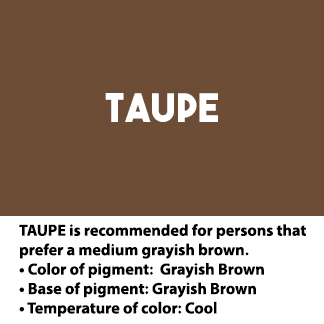 TAUPE ARTESTYLO 15 ml by CHARME INTERNATIONAL