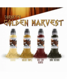 GORSKY GOLDEN HARVEST SET 4x30ml by WORLD FAMOUS