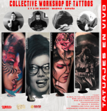 TICKET RESERVATION for the Global Tattoo Magazine Seminar