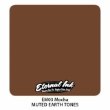 MOCHA 30ml MUTED EARTH SET by ETERNAL