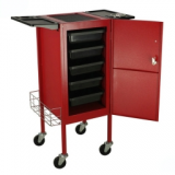 TROLLEY RED