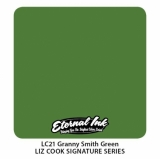 GRANNY SMITH GREEN 30ml LIZ COOK by ETERNAL