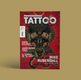 PROFESSIONAL TATTOO MAGAZINE PTM number 3