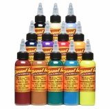 MOTOR CITY SET 12x30ml by ETERNAL