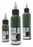 OLIVE 30ML SOLID INK