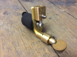 MK2 PLAIN BRASS 4.2 MM by ROTARY WORKS