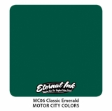 CLASSIC EMERALD 30ml MOTOR CITY by ETERNAL