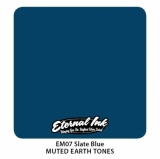 SLATE BLUE 30ml MUTED EARTH by ETERNAL