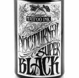 SUPER BLACK 240 ML by NOCTURNAL INK