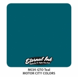GTO TEAL 30ml MOTOR CITY by ETERNAL