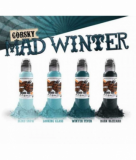GORSKY MAD WINTER SET 4x30ml by WORLD FAMOUS