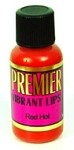 RED HOT 15 ML, VIBRANT LIP SERIES by PREMIER PIGMENTS