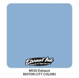 EXHAUST 30ml MOTOR CITY by ETERNAL