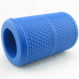 COVER GRIP BLUE WHEEL for 25 mm