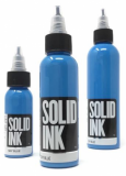 SKY BLUE 30ML SOLID INK