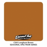 LONGHORN BROWN 30ml SEASONAL SPECTRUM by ETERNAL
