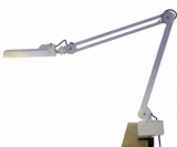 DESK LAMP with MAGNIFYING GLASS