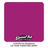 ELECTRIC RASPBERRY 60ml LIZ COOK by ETERNAL