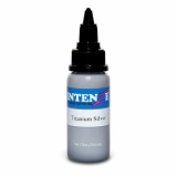 TITANIUM SILVER 30ml by INTENZE