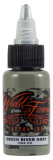 GREEN RIVER GRAY by WORLD FAMOUS TATTOO INK 30ml