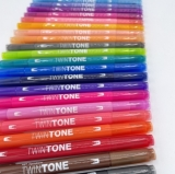 TOMBOW TWINTONE 1PCS Different Colors