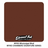 MISSISSIPPI MUD 30ml MYKE CHAMBERS SET by ETERNAL