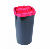 NEEDLE CONTAINER Black 3L 5L