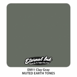 CLAY GRAY 30ml MUTED EARTH by ETERNAL